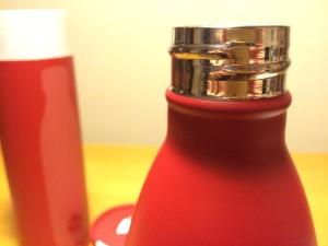 Flaschenhals der FLSK Trinkflasche